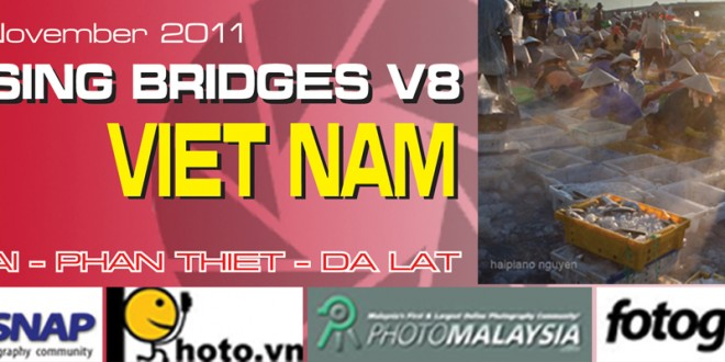Crossing Bridges 8 2011 – Vietnam