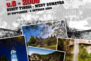 Crossing Bridges 6 2009 – Wild wild West Sumatra