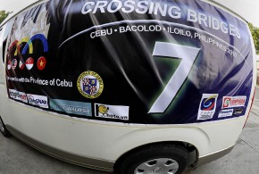 CROSSING BRIDGES 7 – Western Visayas Philippines 18-28 Nov 2010