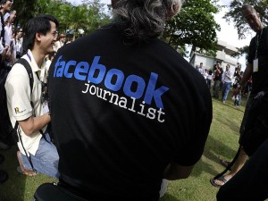 facebook journalist